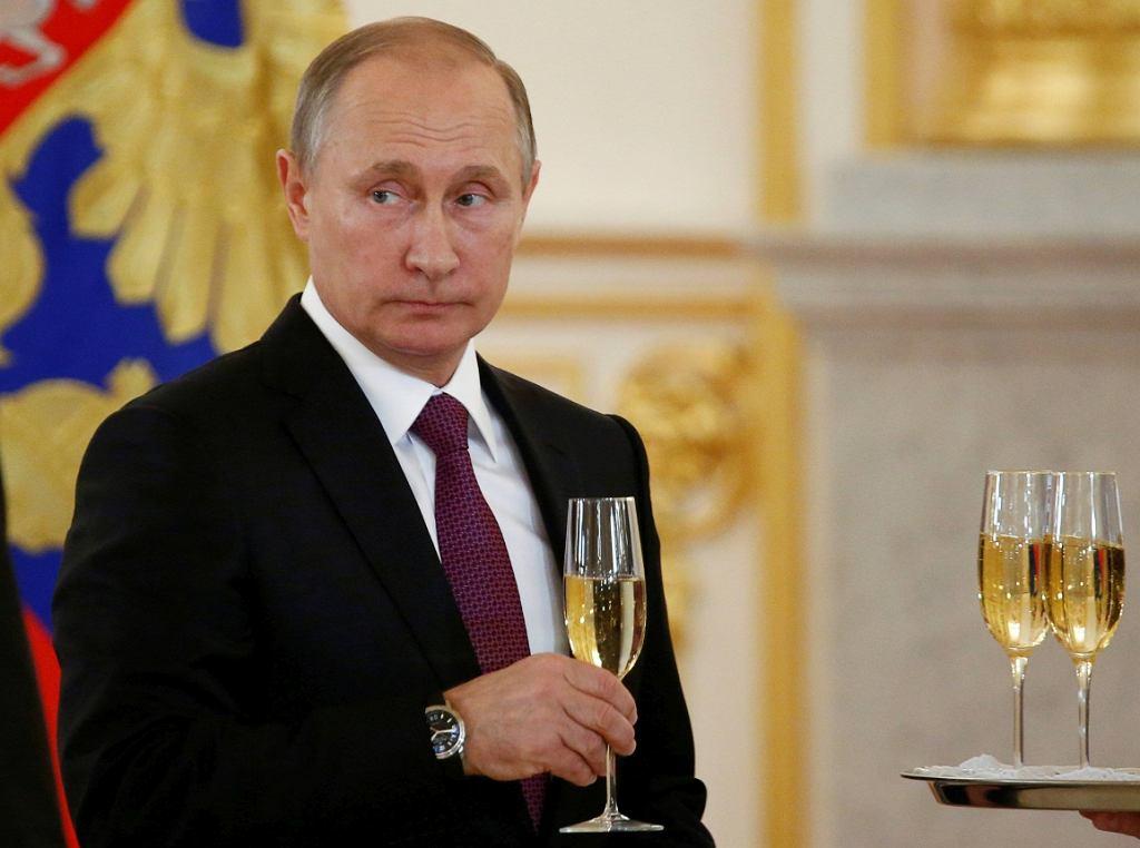 Władimir Putin(fot. Sergei Karpukhin/Reuters)