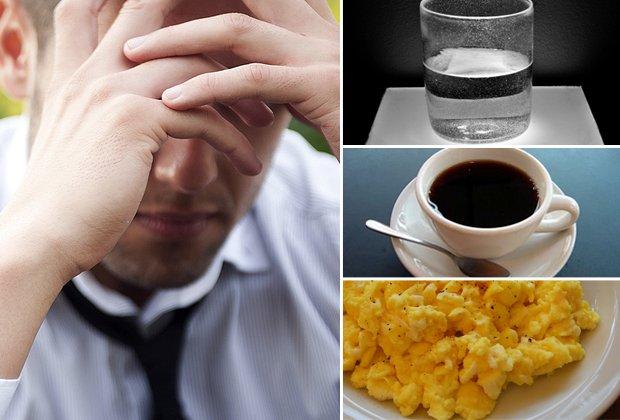 Nie chcesz mie� kaca? Zjedz co� t�ustego. A je�li ju� masz, napij si� mocnej herbaty albo soku pomidorowego [A JAK JEST NAPRAWD�?]