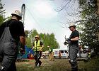 Górnicza akcja ratownicza, jakiej jeszcze w Polsce nie było