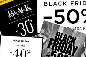 Czarny Piątek już 25 listopada. Obniżki do -80%, wyprzedaże nawet w dyskontach [#BLACKFRIDAY W PIGUŁCE]