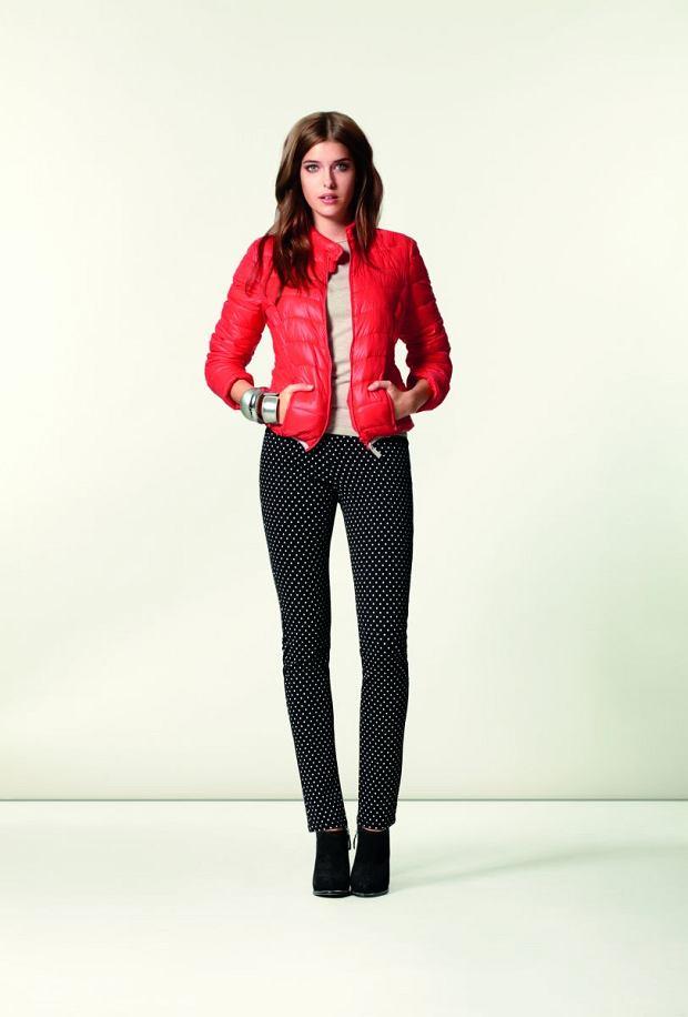 Orsay - kolekcja wiosna-lato 2013, kurtka - 139,95z�, spodnie - 129,95z�