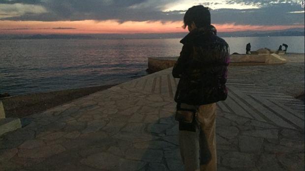 Nieletni uchodźcy na ulicach Aten wpadają w pułapkę prostytucji