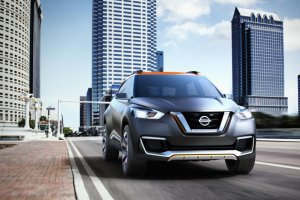 Nissan Kicks | Nadje�d�a nowy crossover!