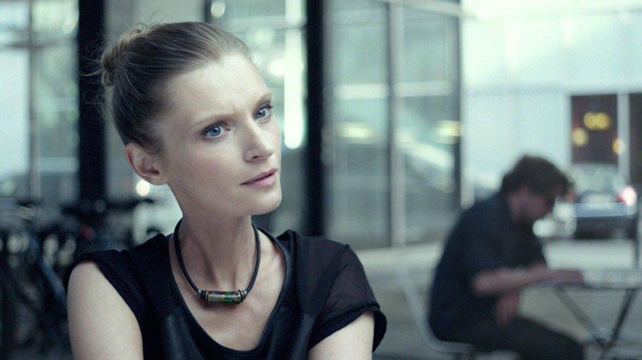 Agata Buzek w filmie 'Performer' / Fot. mat. prasowe