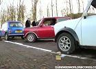 Rekord Guinnessa w parkowaniu r�wnoleg�ym: 13,1 cm