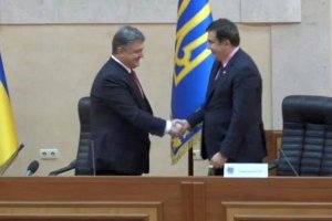 Ukraina: Saakaszwili na mocy dekretu prezydenta zosta� szefem administracji obwodu odeskiego