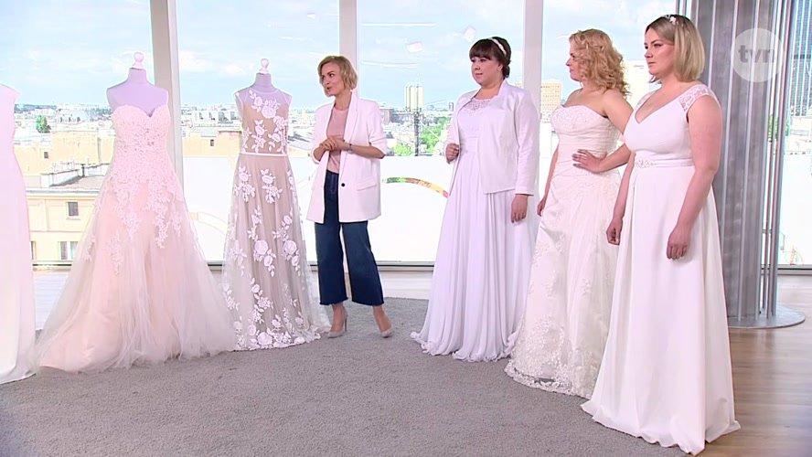 2aead4108e Moda ślubna w rozmiarze XXL. Jak dobrać suknię do figury