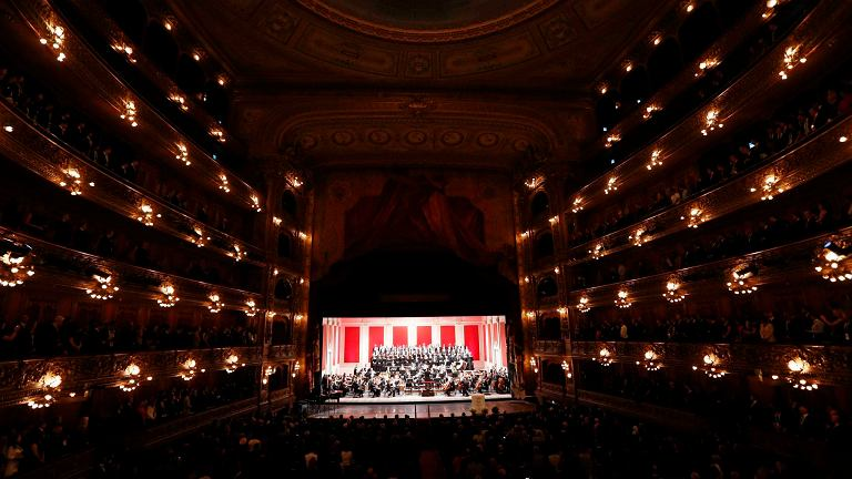 Ceremonia otwarcia Sesji MKOl. w Buenos Aires