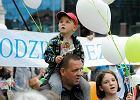 """""""Aborcji nie chcemy, dzieci szanujemy!"""". Przez Wroc�aw przeszed� Marsz dla �ycia i Rodziny"""