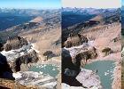 Coraz mniej wody w lodzie. W amerykańskim Glacier National Park jeszcze w tym wieku nie będzie ani jednego lodowca