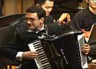 """Akordeonowa wersja """"Lotu trzmiela"""" zszokowała publikę. Nie do wiary , że to tylko jeden instrument!"""