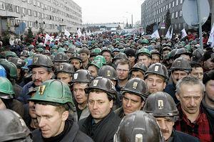 Górnicze związki zapowiadają demonstracje w Katowicach i Warszawie