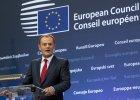 """Tusk od roku w Brukseli, """"błyszczy w szczególnych sytuacjach"""". W Polsce jego partii wciąż brakuje lidera"""