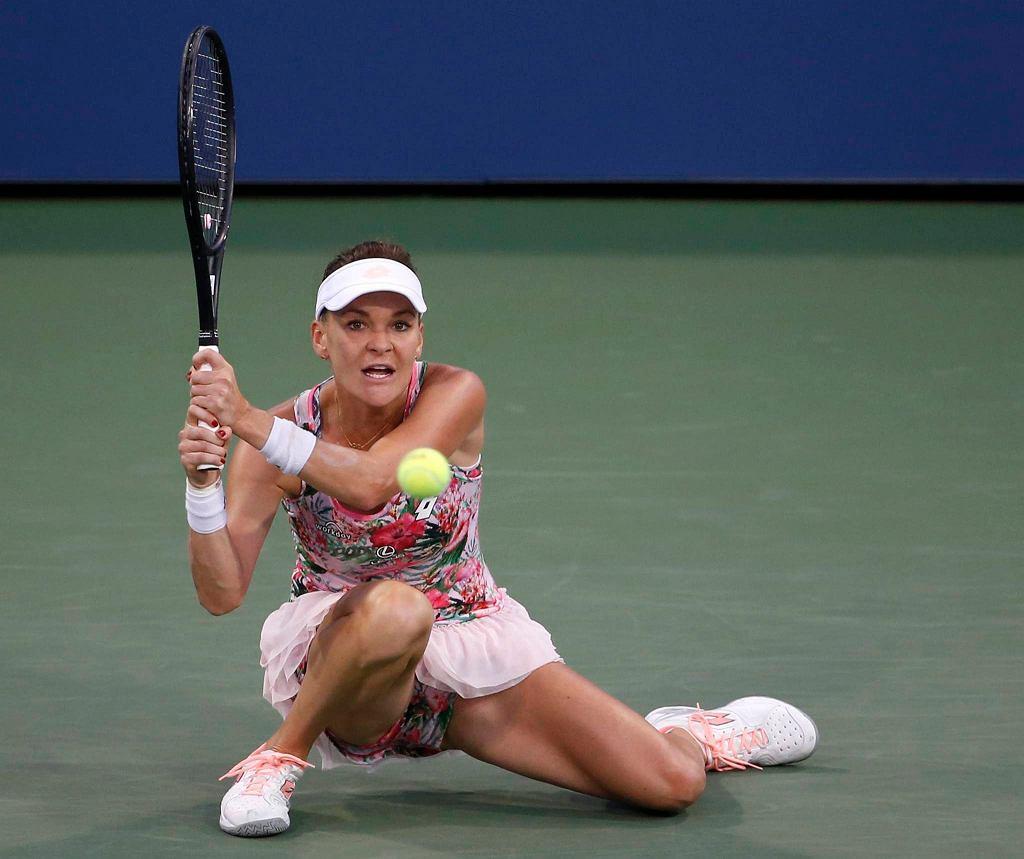 Zdjęcie numer 4 w galerii - Tenis. WTA w Hongkongu. Radwańska pewnie wygrywa pierwszy mecz