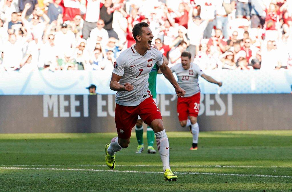Zdjęcie numer 3 w galerii - Euro 2016. Polska - Irlandia Płn. Lewandowski: To nawet nie był pierwszy krok