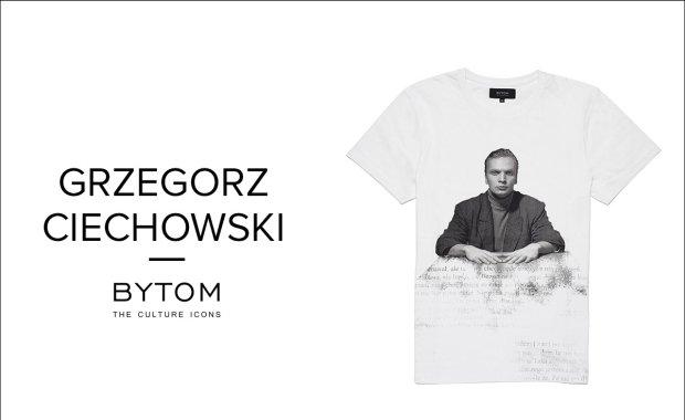 Nowa kolekcja marki Bytom inspirowana jest Grzegorzem Ciechowskim