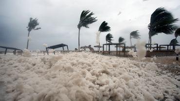 Cyklon Mekunu na Półwyspie Arabskim