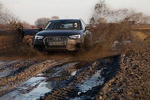 Audi A4 Allroad 2.0 TFSI | Test długodystansowy, cz. IV | Co Audi ma wspólnego z wojskiem?