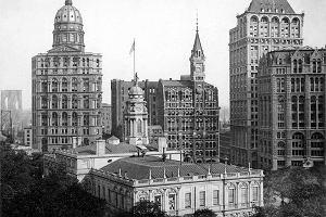 New York World Building - historia pierwszego wieżowca na Manhattanie