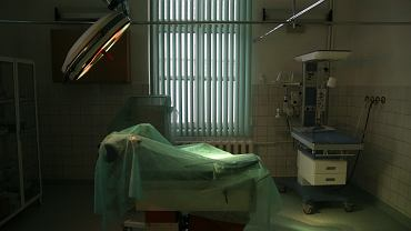 Szpital. Sala porodowa