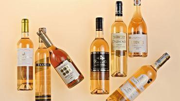 Słodkie wina: eiswein, tokaj, sauternes