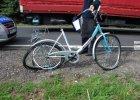 Tragedia na drodze. 14-letnia rowerzystka zmar�a potr�cona przez samoch�d
