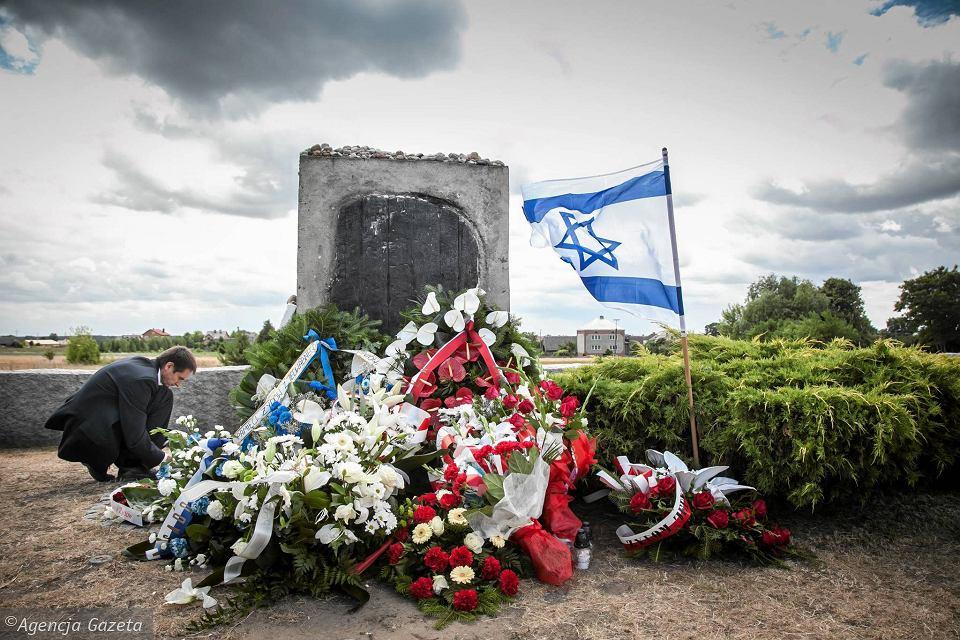 74. rocznica mordu Żydów w Jedwabnem