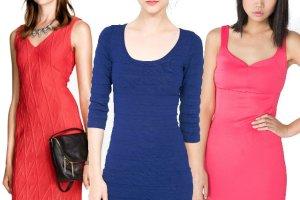 Jesienne kolekcje: sukienki podkre�laj�ce sylwetk�