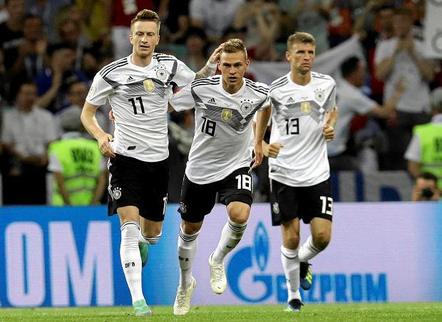 Mundial 2018. Sytuacja w grupie F. Niemcy pozostają w grze o awans