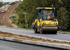 Budowa drogi S19 pod Rzeszowem