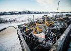 Uchod�cy w Rosji. Ucieczka rowerem do Norwegii [DU�Y FORMAT]