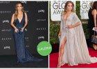 """Dekolt w liter� """"V"""" w wydaniu J. Lo"""