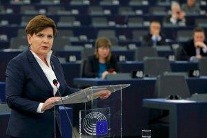 Nieformalne wychodzenie Polski z Unii. Premier Szydło dała kolejny sygnał