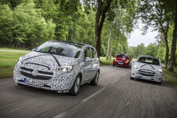 Wideo | Opel Corsa D | Wci�� �ywy