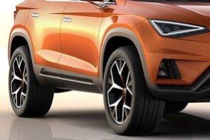 Salon Genewa 2015 | Seat 20V20 | Hiszpa�ski SUV
