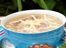 Zupa z mielonki - ugotuj