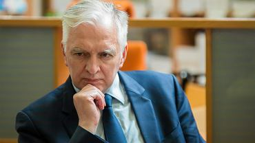 Minister nauki i szkolnictwa wyższego Jarosław Gowin.