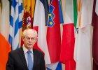 Wa�na deklaracja Van Rompuya: - Przysz�o�� Ukrainy nale�y do Unii Europejskiej