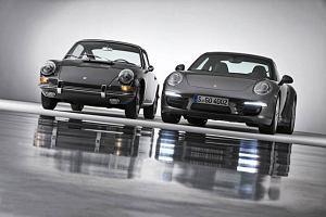 50 lat Porsche 911 Carrera