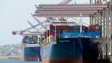 Chiny zanotowały w sierpniu rekordową nadwyżkę w handlu z USA