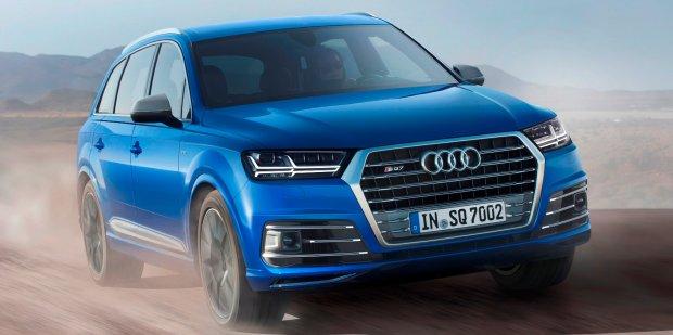 Audi rozpocznie sprzedaż SQ7 już w maju!