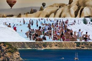 Ma wszystko, czego pragnie turysta - Turcja [RELACJA Z PODRÓŻY]