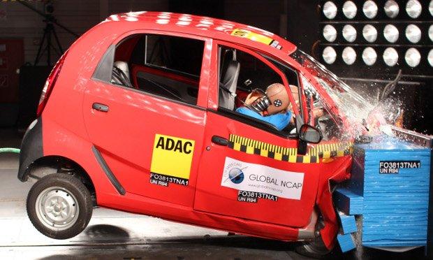 Global NCAP | Auta z Indii są niebezpieczne