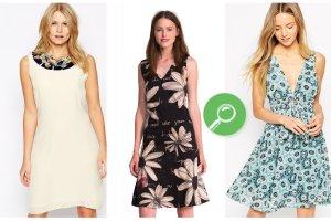 Przegląd: trapezowe sukienki i spódnice