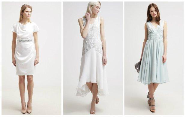 Sukienka na �lub cywilny - jak� wybra�?