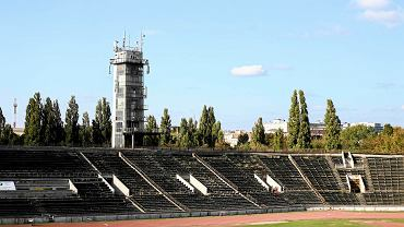 Stadion Skry, ul. Wawelska, Warszawa