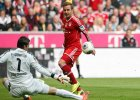 Bundesliga. Bayern zmiękł
