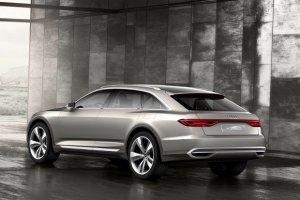 Salon Szanghaj 2015 | Audi Prologue Allroad | Krok po kroku