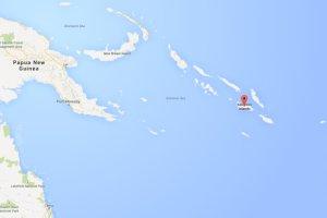 Silne trz�sienie ziemi w pobli�u Wysp Salomona