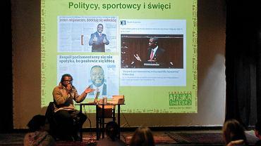 Mamadou Diouf w Zmianie Klimatu